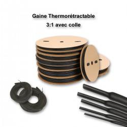Gaine thermorétractable 3:1...