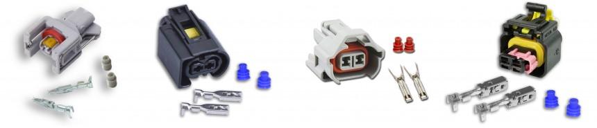 Injector connectors