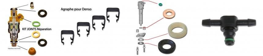 Repair injectors